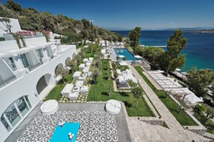 Il Riccio: discover a new paradisiac enclave just in front of the breathtaking Aegan sea