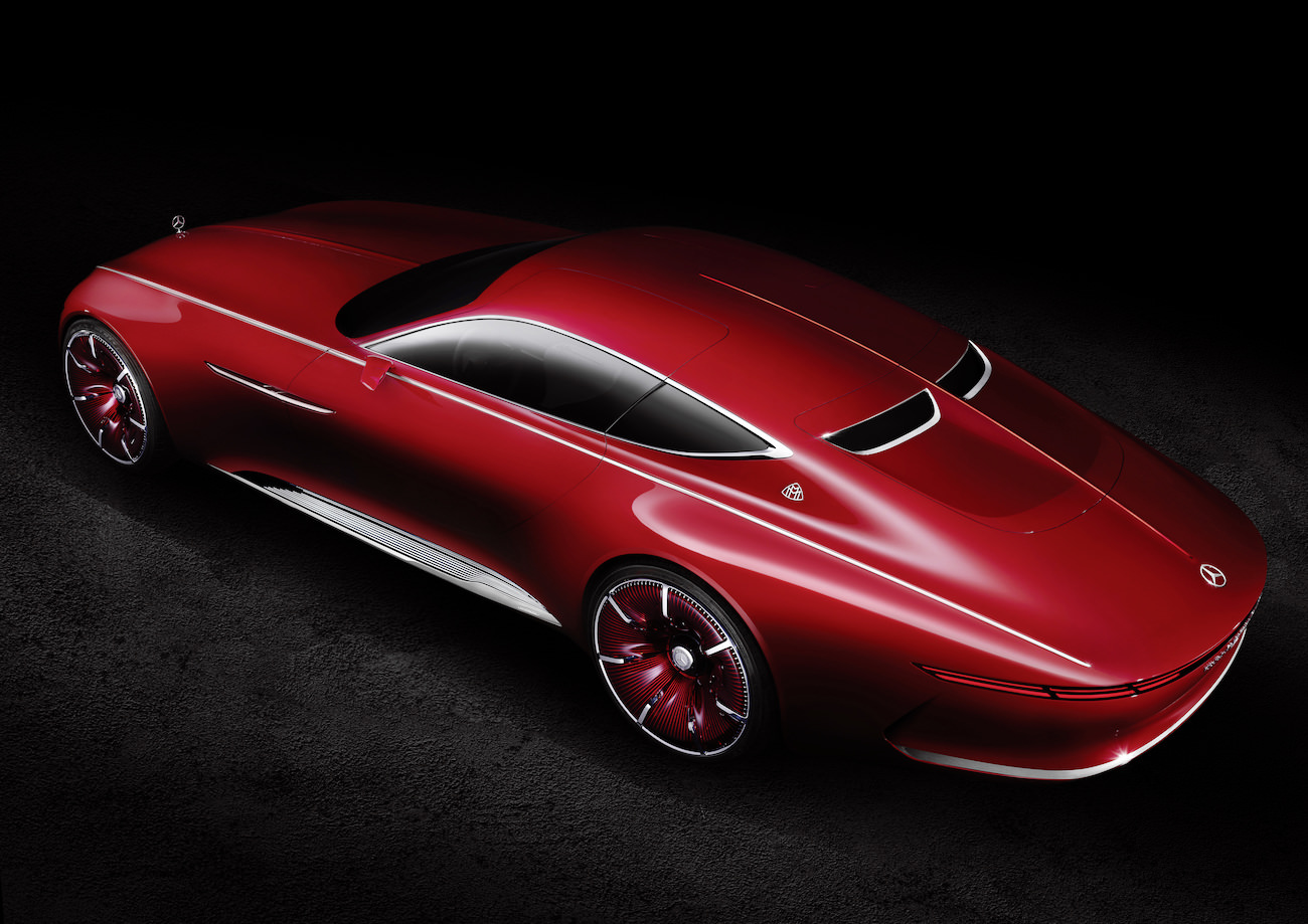 vision mercedes maybach 6 electric car s revolution is coming with this luxury coup. Black Bedroom Furniture Sets. Home Design Ideas
