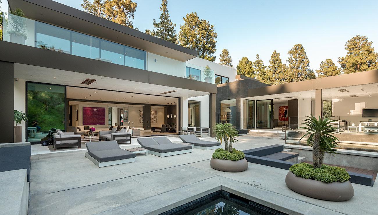1231 Lago Vista Drive New Fashion Estate In Beverly Hills