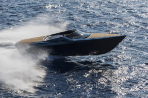 Aston Martin makes its debut in nautical world thanks to the sublime AM37 superboat
