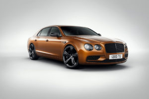Bentley Flying Spur W12 S: the fastest supercar of the range is ready for its first deliveries