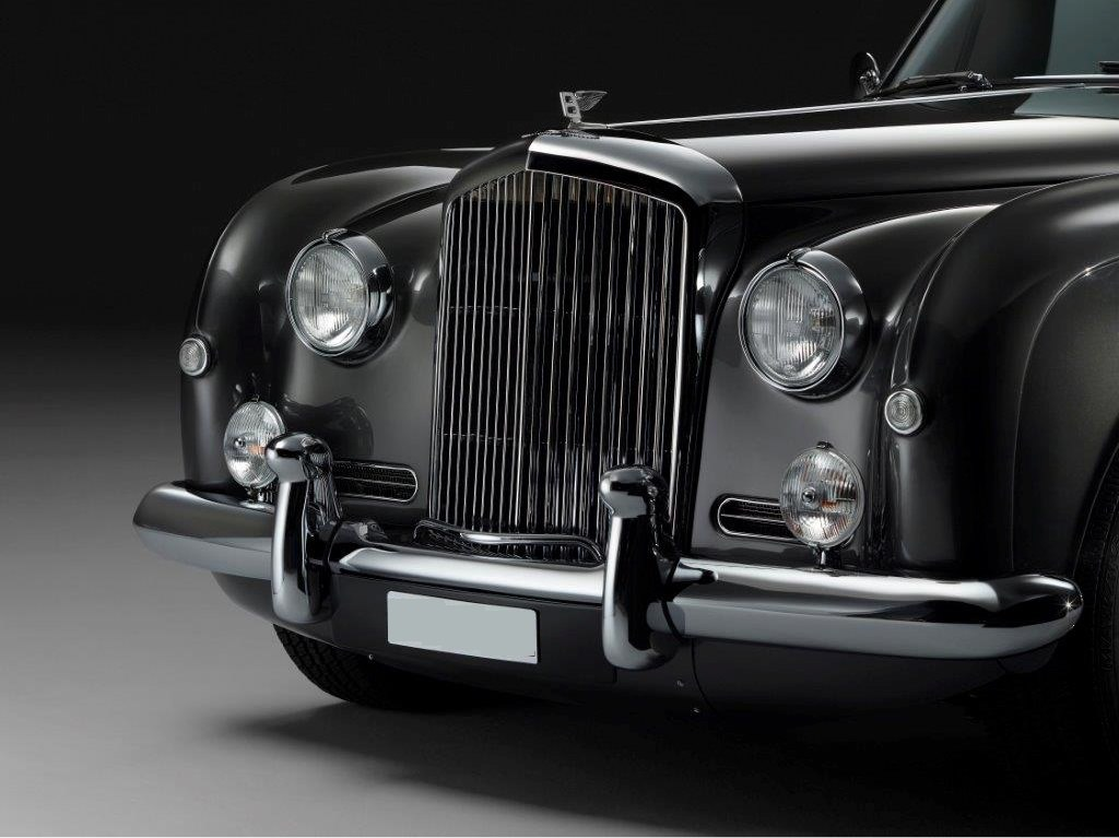 Europe Auto Classic Cars Introduces Its Bentley Continental