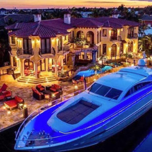 Yacht Luxury Life