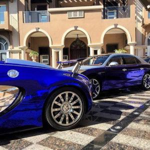 Rolls Royce Bugatti