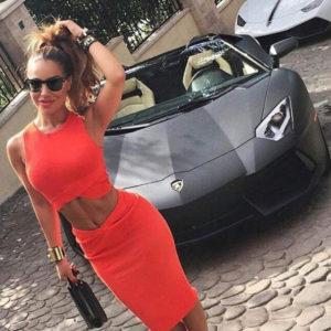 Lamborghini Luxe luxury life