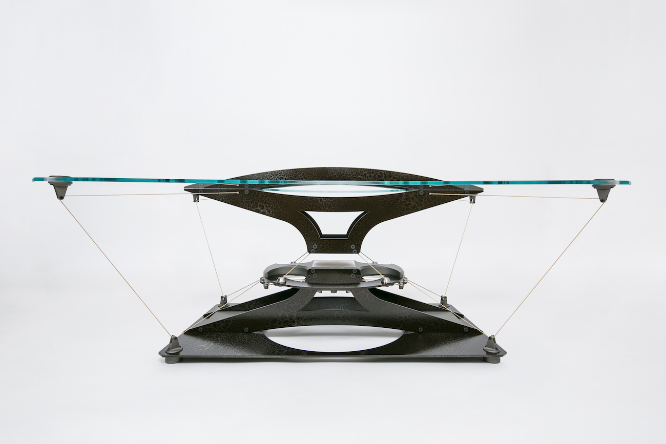 Attrayant Teles Taxidi: Youu0027ll Never Find As Sensational For You Living Room As This Levitating  Table