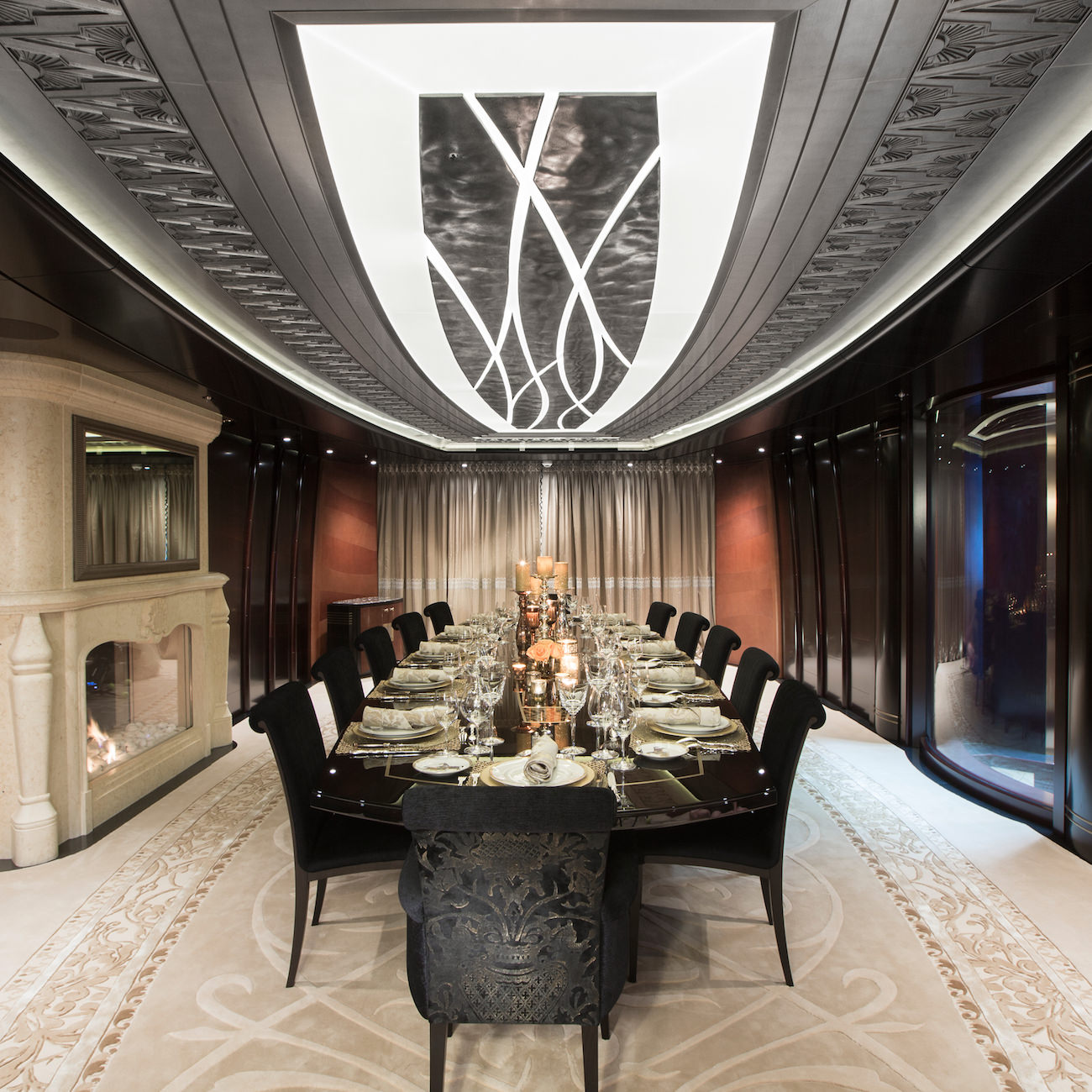 Kismet The Ultimate Entertaining Yacht Transformed By Lurssen