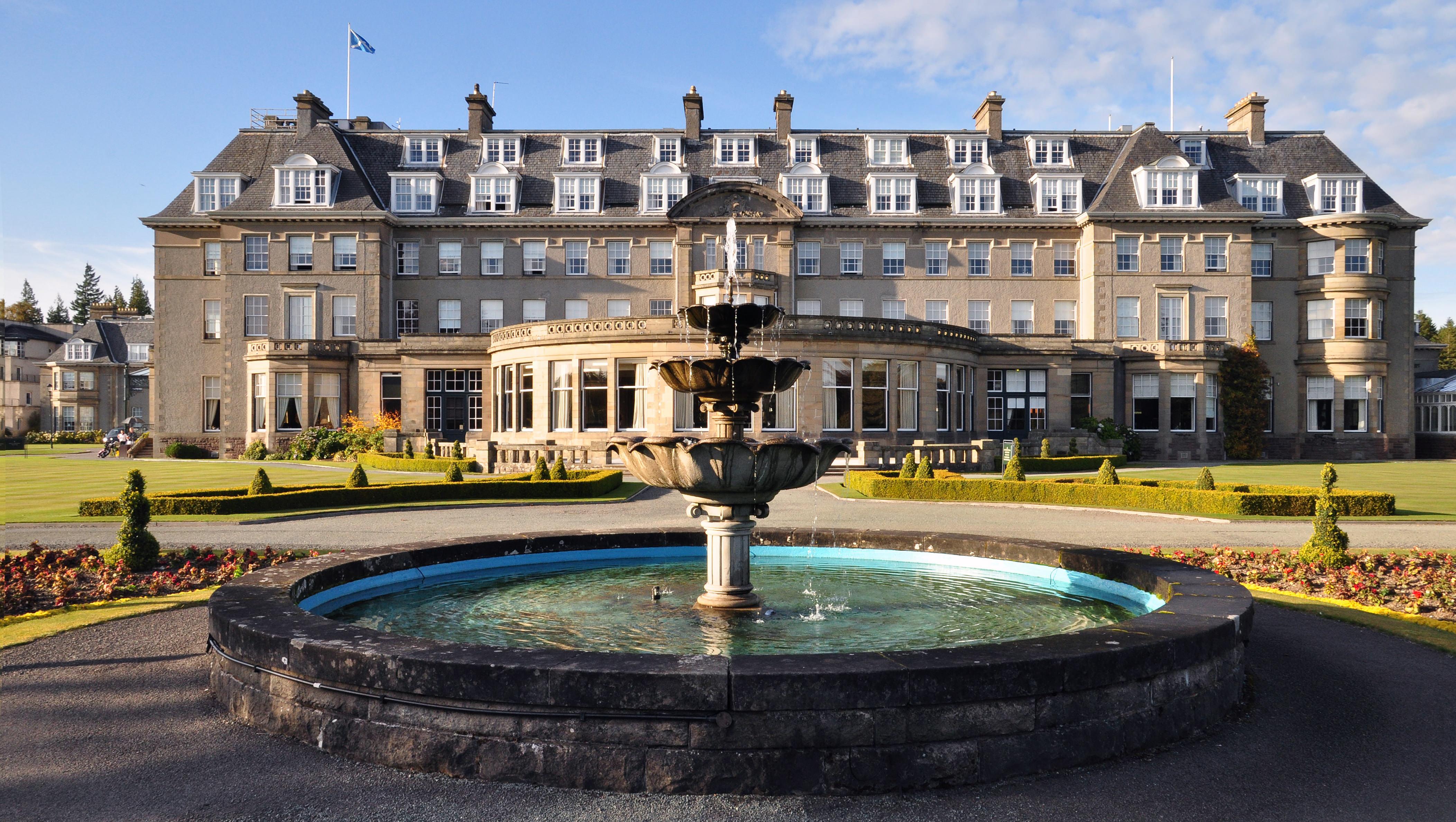 dog friendly hotels scotland