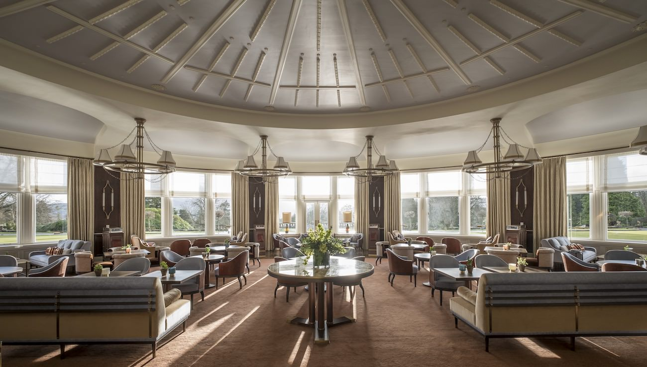 Choose Gleneagles Hotel To Change Scenery And Discover