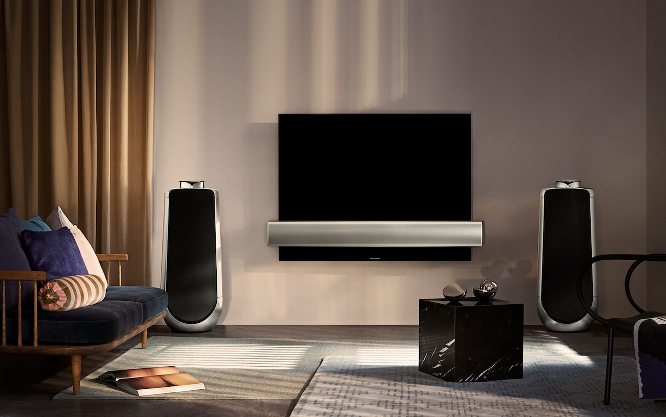 First Collaboration Between Bang Amp Olufsen And Lg Gives
