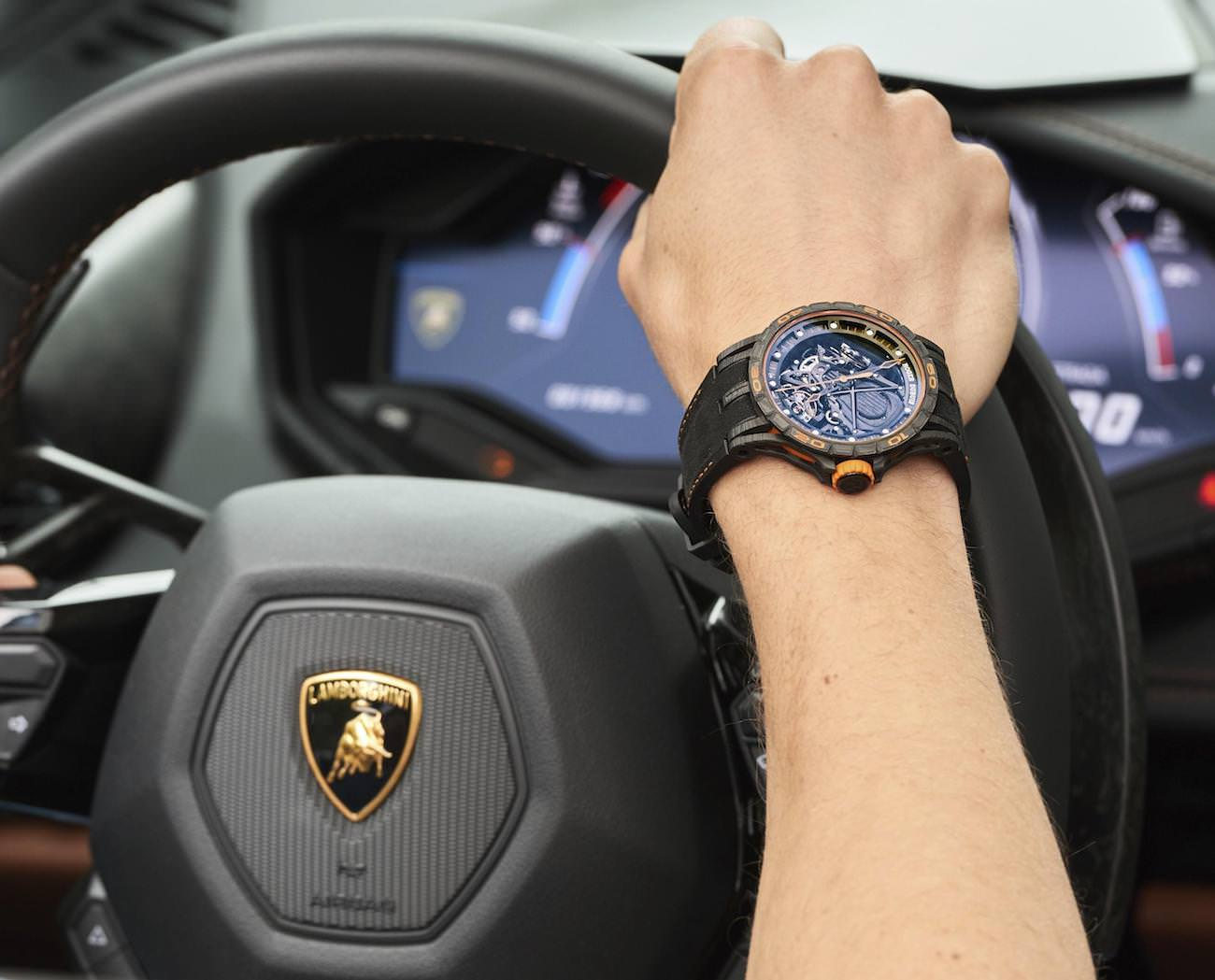 Roger Dubuis celebrates its first automotive collaboration ...
