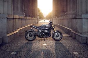 Need a custom BMW RnineT? Discover the Urban 21 series by Diamond Atelier