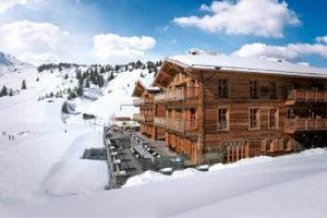 Chalet N: a luxurious and authentic hotel in the heart of the Arlberg region in Austria