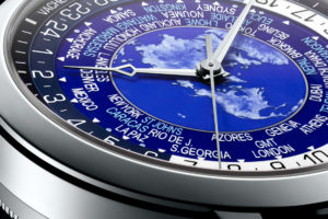 Traditionnelle World Time, an exceptional model by Vacheron Constantin