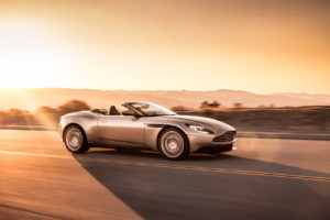 DB11 Volante by Aston Martin: a new exceptional convertible